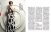 < Harper's Bazaar >  March,2013